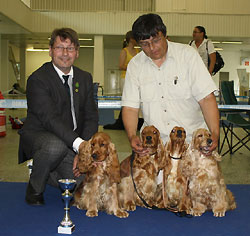 BEST BREEDING GROUP - 1.PLACE